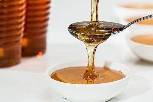 Miel qui coule